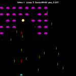 【AI + pygame】pygameで作るインベーダー風ゲーム 第4回 強化学習編その1(必要なメソッドの実装)