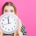 ブログの閲覧数がUPする投稿時間は〇〇時!